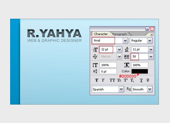 Create a vcard