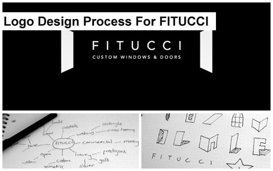 logo design process fitucci