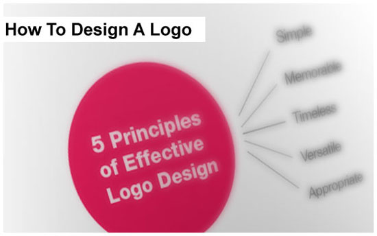how to design logo