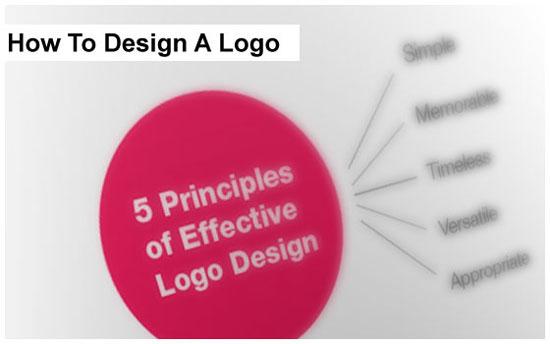 به وسیله 5 مرحله طراح لوگو متخصص شوید