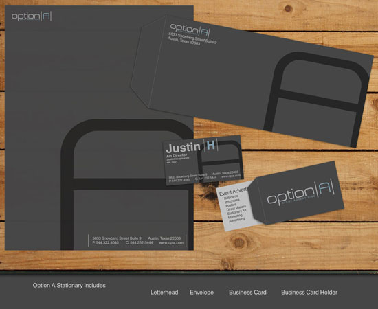 Creative Corporate Identity