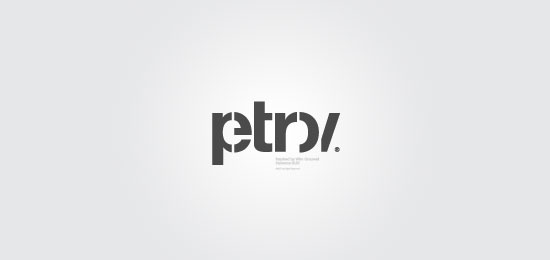 beautiful typography logos