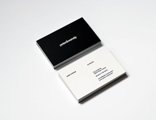 40 creative and minimalist business card designs creative and minimalist business card designs reheart Images