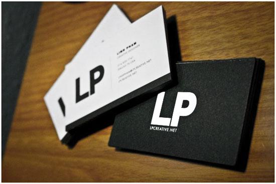 Graphic designer business cards inspiration