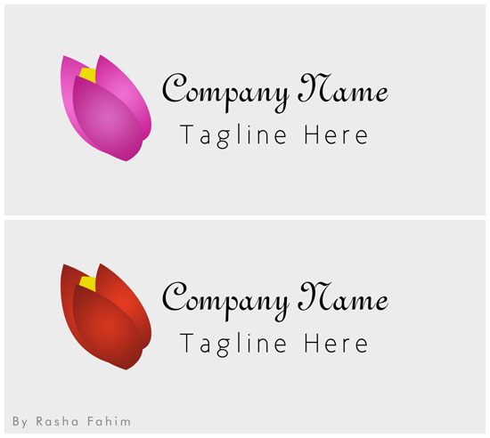 Free Beautiful Logo Template