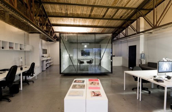 Terrific Showcase Of Inspiring Graphic Designer Offices Largest Home Design Picture Inspirations Pitcheantrous