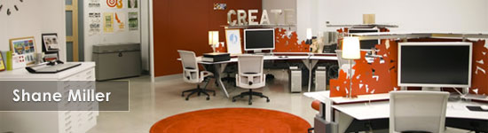 A Showcase of Inspiring Graphic Designer Offices