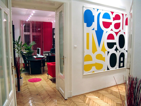 Astonishing Showcase Of Inspiring Graphic Designer Offices Largest Home Design Picture Inspirations Pitcheantrous