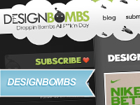 Creative Taglines from Popular Designer Sites