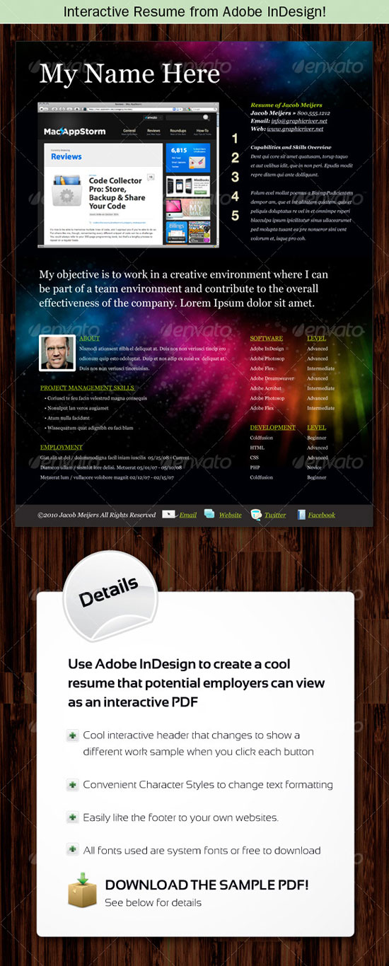 professional cv template download. Elegant Resume Templates