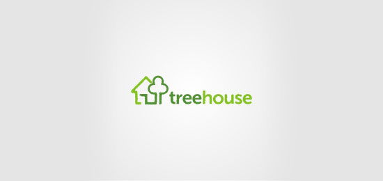 A Showcase of 30 Creative Logos Inspired by House