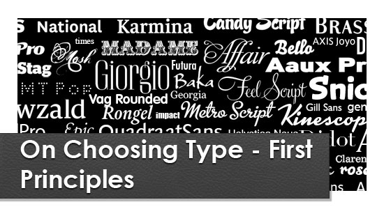 Useful Articles to Improve the Typography in Logo Designs