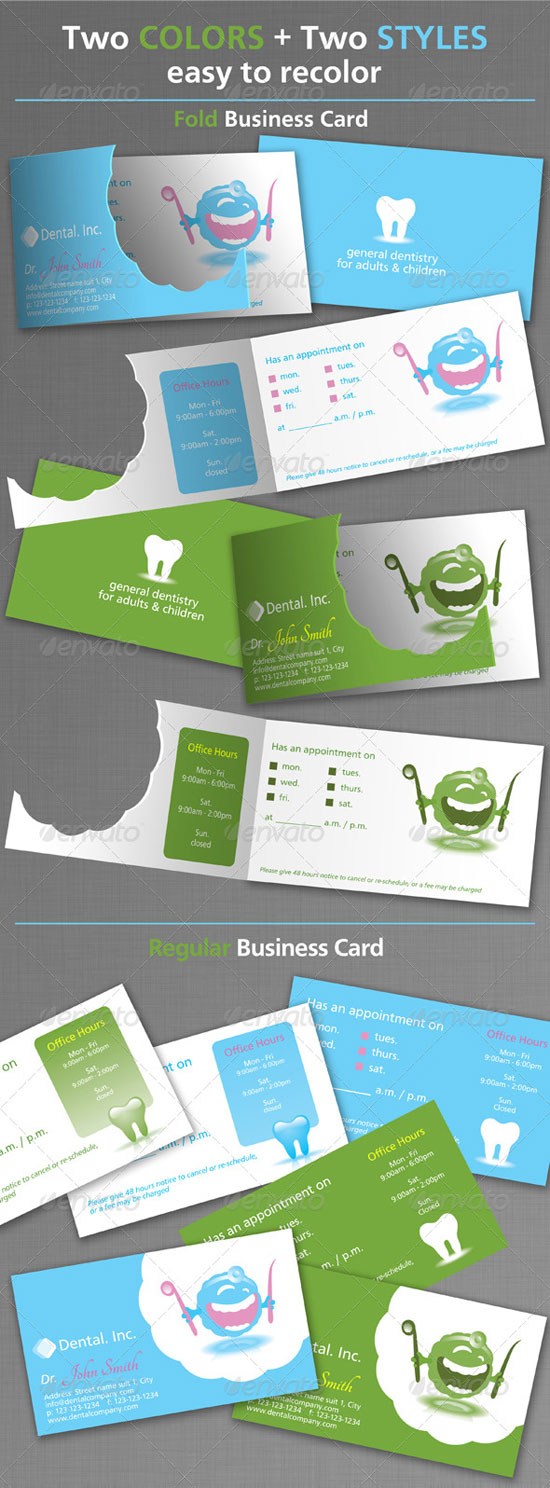 10 creative unique business card templates unique business cards reheart Images