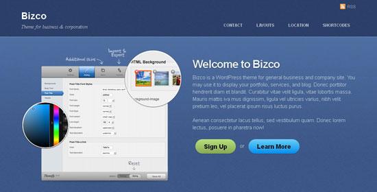 Corporate Website Templates