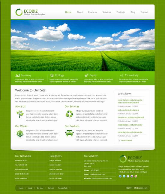 13 Best Corporate Website Templates