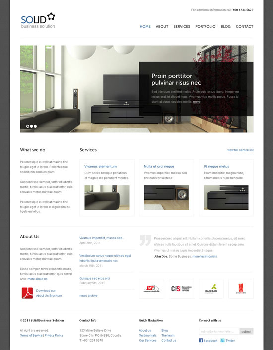 13 Best Corporate Website Templates