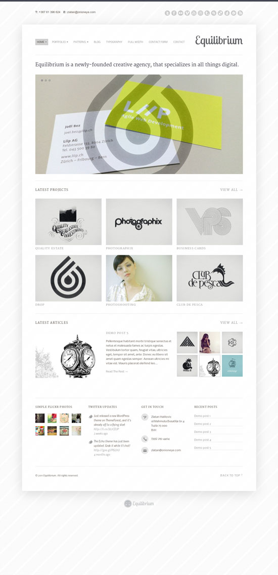 Best Portfolio Web Templates