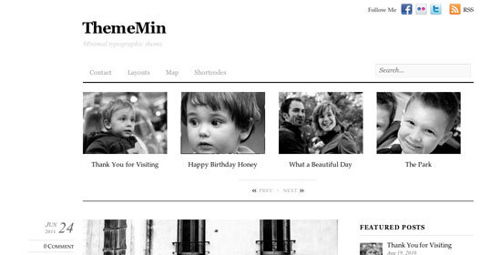Best Blog Templates