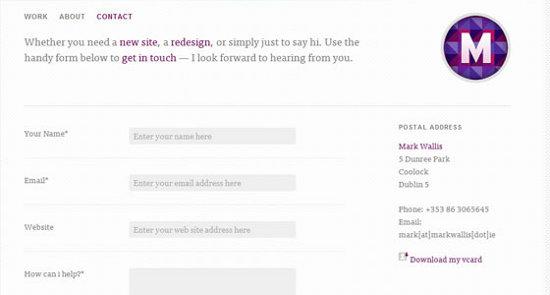 Portfolio Website Tips