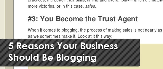 Useful Business and Marketing Articles