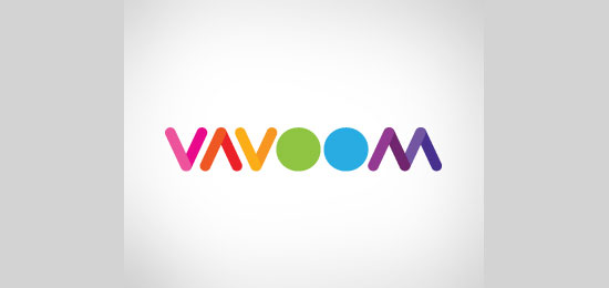 100 Amazing Colorful Logo Designs