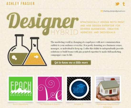 50+ Creative Minimalist Portfolio Websites