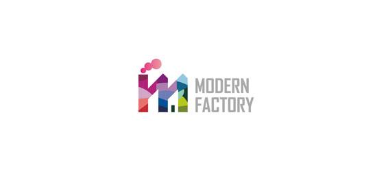 Logo design inspiration 100 creative building logos for Modern house logo
