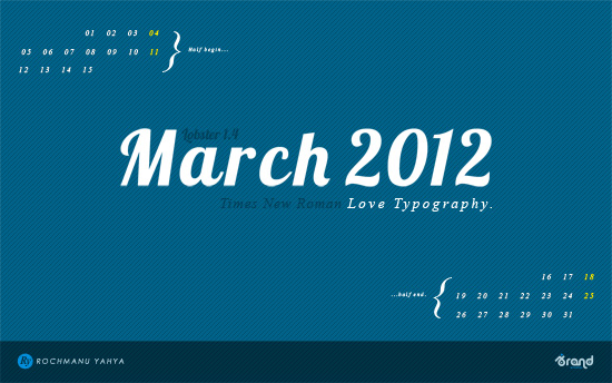 Free Desktop Wallpaper Calendar