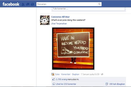 Make Brand more Social on Facebook