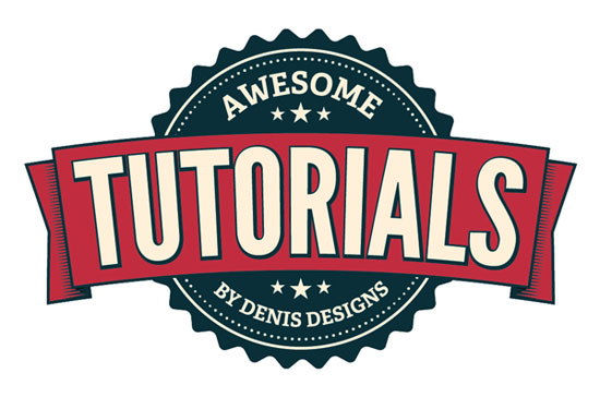 Illustrator tutorials logo design