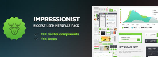 Giveaway-Impressionist-UI-Packs