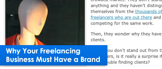 best branding articles