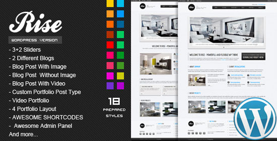 Professional Business Website Templates