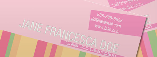 Chic-Striped-Business-Card-tutorial-cover