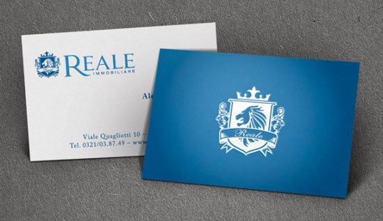 30 awesome blue business cards blue business cards colourmoves
