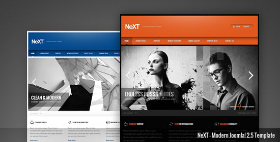 Build your own business website 13 creative web templates business website templates wajeb Image collections