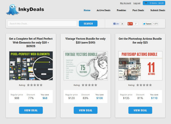 Inky Deals review