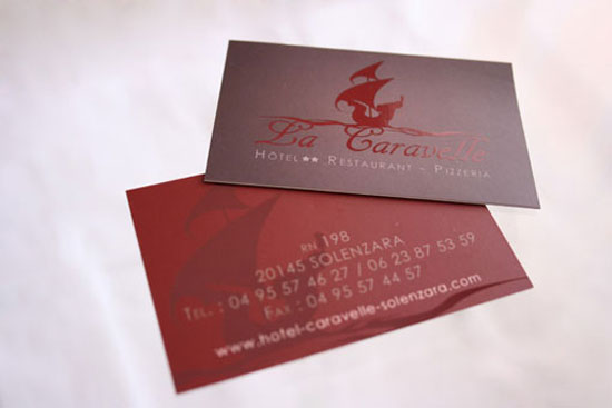 27 beautiful red business card designs business card design red accmission Gallery
