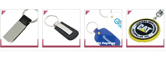 Marketing Strategy Keyrings