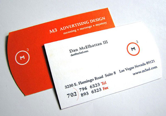 33 creative business cards using orange color creative business cards colourmoves