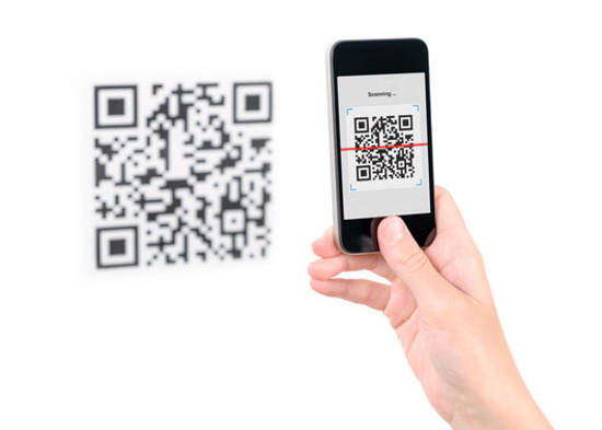 How to QR code for brand