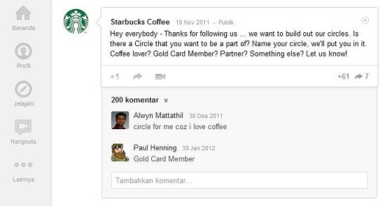 Google+ Marketing Strategy