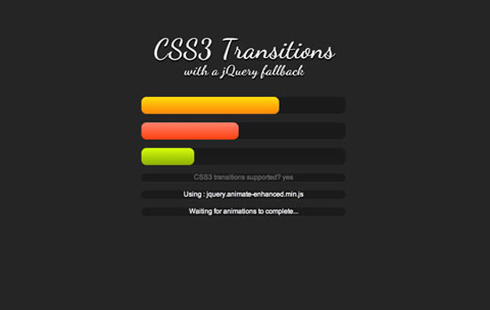 CSS3 and jQuery Tutorials