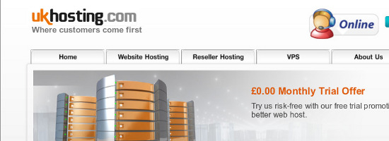 Free Web Hosting giveaway