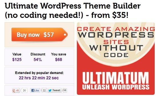 Best Deals - WordPress Builder