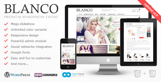 15 Best WordPress eCommerce Themes in 2012