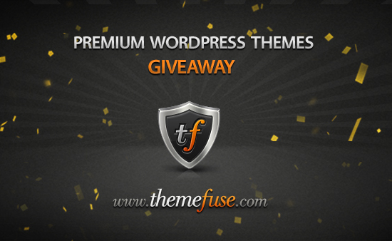 WordPress Theme Giveaway Contest