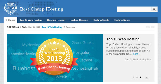 Find Reliable Web Hosting
