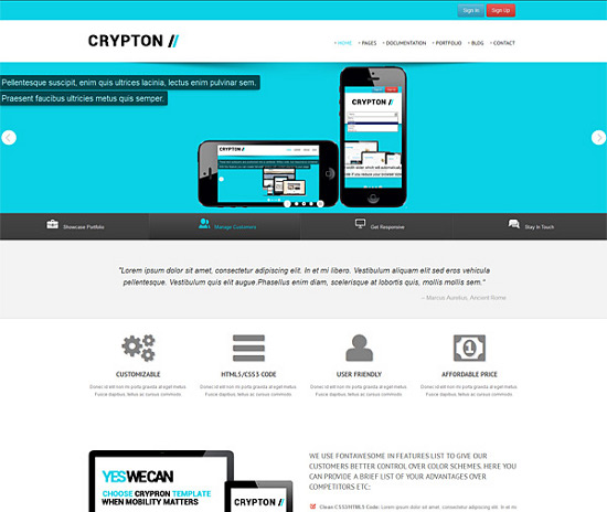 Dxthemes - Responsive Website Template Shop Review