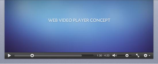 Creative Media Player PSD